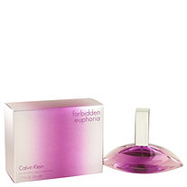 Forbidden Euphoria by Calvin Klein for Women Eau De Parfum Spray 1.7 oz