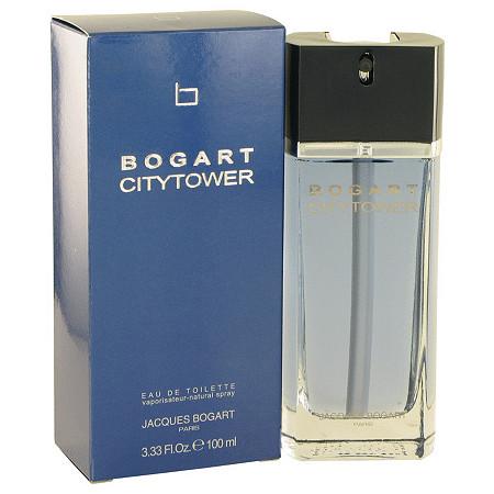 Bogart City Tower by Jacques Bogart for Men Eau De Toilette Spray 3.3 oz at PalmBeach Jewelry