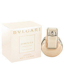 Omnia Crystalline L'eau De Parfum by Bvlgari for Women Eau De Parfum Spray 2.2 oz