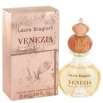 Venezia by Laura Biagiotti for Women Eau De Toilette Spray .84 oz