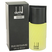 DUNHILL Edition by Alfred Dunhill for Men Eau De Toilette Spray 3.4 oz