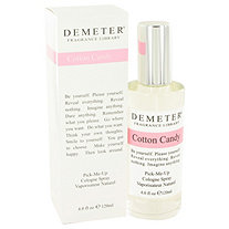 Cotton Candy by Demeter for Women Cologne Spray 4 oz