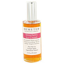 Demeter by Demeter for Women Strawberry Ice Cream Cologne Spray 4 oz