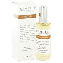 Demeter by Demeter for Women Ginger Cookie Cologne Spray 4 oz