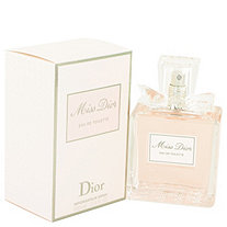 Miss Dior (Miss Dior Cherie) by Christian Dior for Women Eau De Toilette Spray (New Packaging) 3.4 oz