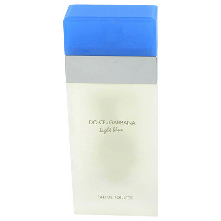 Light Blue by Dolce & Gabbana for Women Eau De Toilette Spray (Tester) 3.4 oz at PalmBeach Jewelry