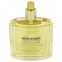 BOUCHERON by Boucheron for Men Eau De Toilette Spray (Tester) 3.4 oz