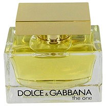 The One by Dolce & Gabbana for Women Eau De Parfum Spray (Tester) 2.5 oz
