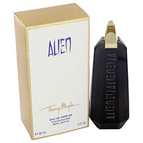 Alien by Thierry Mugler for Women Gift Set -- 2 oz Eau De Parfum Spray + 3.4 oz Body Lotion (Travel Offer)
