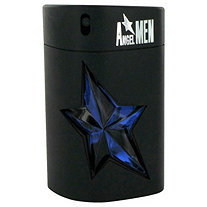 ANGEL by Thierry Mugler for Men Eau De Toilette Spray (Rubber - Tester) 3.4 oz