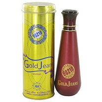 90210 Gold Jeans by Torand for Women Eau De Toilette Spray 3.4 oz