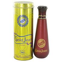 90210 Gold Jeans by Torand for Women Eau De Toilette Spray 3.4 oz