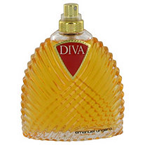 DIVA by Ungaro for Women Eau De Parfum Spray (Tester) 3.4 oz