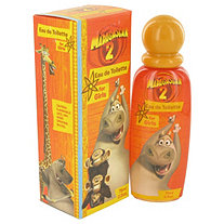 Madagascar 2 by Dreamworks for Women Eau De Toilette Spray 2.5 oz