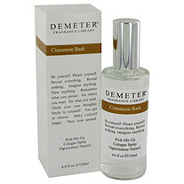 Demeter by Demeter for Women Cinnamon Bark Cologne Spray 4 oz