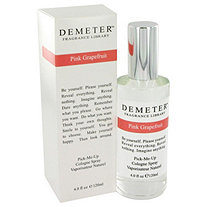 Demeter by Demeter for Women Pink Grapefruit Cologne Spray 4 oz