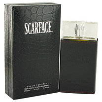 Scarface Al Pacino by Universal Studios for Men Eau De Toilette Spray 3.4 oz