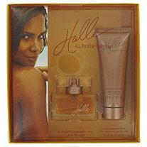 Halle by Halle Berry for Women Gift Set -- 1 oz Eau De Parfum Spray + 2.5 oz Body Lotion