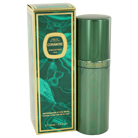 CORIANDRE by Jean Couturier for Women Parfum De Toilette Spray 3.4 oz at PalmBeach Jewelry