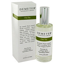 Demeter by Demeter for Women Chai Tea Cologne Spray 4 oz