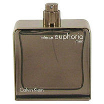 Euphoria Intense by Calvin Klein for Men Eau De Toilette Spray (Tester) 3.4 oz