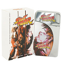 Street Fighter by Capcom for Men Eau De Toilette Spray 3.4 oz