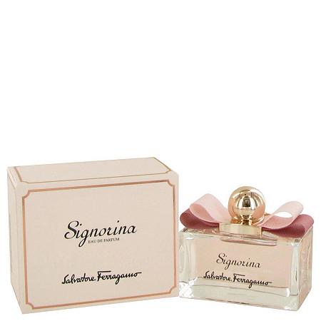 Signorina by Salvatore Ferragamo for Women Eau De Parfum Spray 3.4 oz at PalmBeach Jewelry