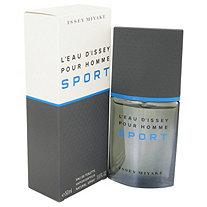 L'eau D'Issey Pour Homme Sport by Issey Miyake for Men Eau De Toilette Spray 1.7 oz