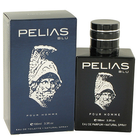 Pelias Blu by YZY Perfume for Men Eau De Toilette Spray 3.3 oz at PalmBeach Jewelry