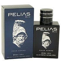 Pelias Blu by YZY Perfume for Men Eau De Toilette Spray 3.3 oz