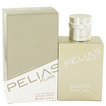 Pelias Pure by YZY Perfume for Men Eau De Parfum Spray 3.3 oz
