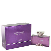 Judith Leiber Amethyst by Judith Leiber for Women Eau De Parfum Spray 2.5 oz