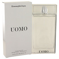 Zegna Uomo by Ermenegildo Zegna for Men Eau De Toilette Spray 3.4 oz