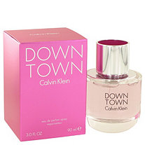 Downtown by Calvin Klein for Women Eau De Parfum Spray 3 oz