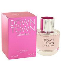 Downtown by Calvin Klein for Women Eau De Parfum Spray 3 oz