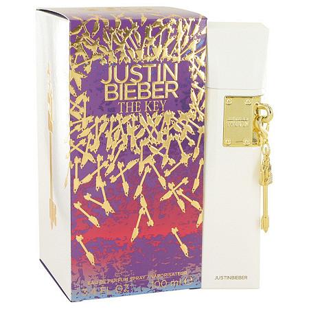 The Key by Justin Bieber for Women Eau De Parfum Spray 3.4 oz at PalmBeach Jewelry