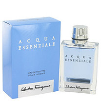 Acqua Essenziale by Salvatore Ferragamo for Men Eau De Toilette Spray 1.7 oz