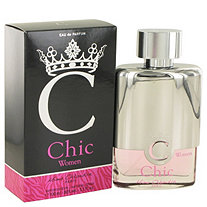 C Chic by Mimo Chkoudra for Women Eau de Parfum Spray 3.3 oz
