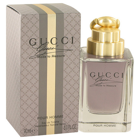 Gucci Made to Measure by Gucci for Men Eau De Toilette Spray 3 oz at PalmBeach Jewelry