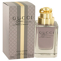 Gucci Made to Measure by Gucci for Men Eau De Toilette Spray 3 oz