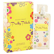 Pretty Petals by Ellen Tracy for Women Eau De Parfum Spray 2.5 oz