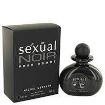 Sexual Noir by Michel Germain for Men Eau De Toilette Spray 4.2 oz