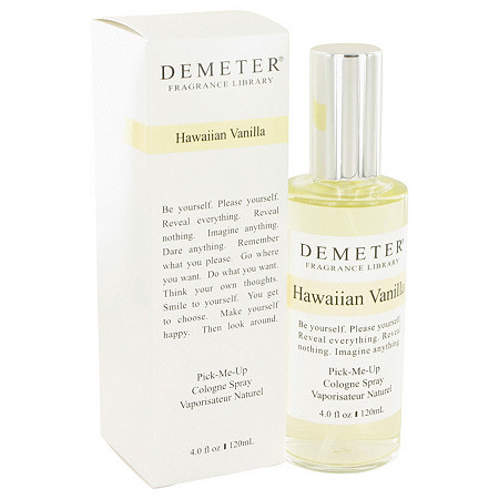 Demeter by Demeter for Women Hawaiian Vanilla Cologne Spray 4 oz at PalmBeach Jewelry