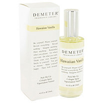 Demeter by Demeter for Women Hawaiian Vanilla Cologne Spray 4 oz