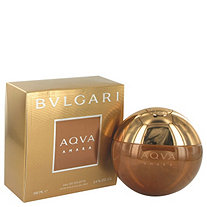 Bvlgari Aqua Amara by Bvlgari for Men Eau De Toilette Spray 3.3 oz