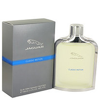 Jaguar Classic Motion by Jaguar for Men Eau De Toilette Spray 3.4 oz