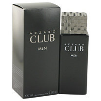 Azzaro Club by Loris Azzaro for Men Eau De Toilette Spray 2.5 oz