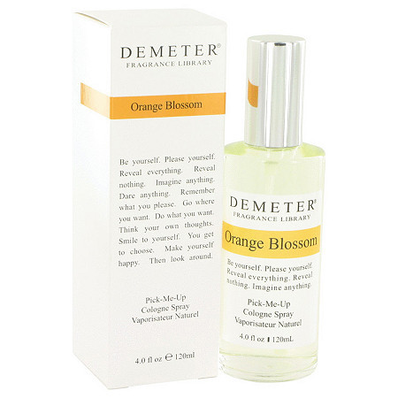 Demeter by Demeter for Women Orange Blossom Cologne Spray 4 oz at PalmBeach Jewelry