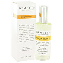 Demeter by Demeter for Women Orange Blossom Cologne Spray 4 oz