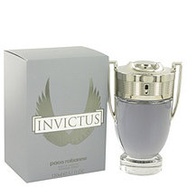 Invictus by Paco Rabanne for Men Eau De Toilette Spray 5.1 oz